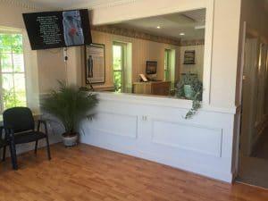 Chiropractic Abingdon VA Front Desk