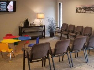 Chiropractic Richlands VA Waiting Room